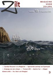 Zilt Magazine - nummer 13 -2007 - Ocean-Challenge