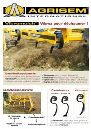 Vibromulch
