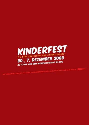 KINDERFEST - KuKuK Bildein