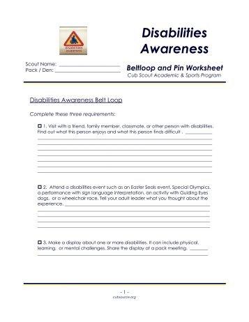 Boy Scout Personal Management Merit Badge Worksheet Worksheets for ...
