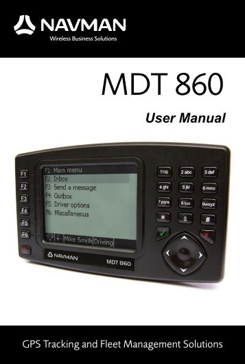 VS-M7N with 860 User Manual - Valor System