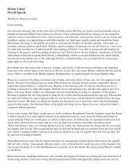 Rohan Gulati Diwali Speech - Episcopal Academy