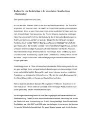 Grußwort des Kölner Obergürgermeisters Jürgen ... - Join Universe