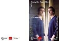 EVDE: Almanya'dan Yepyeni Filmler / HAUSE - Sadibey