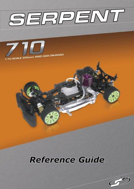 Reference Guide - Ashford Hobby