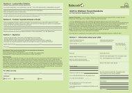 iCAF form - Waltham Forest Council