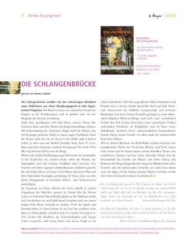 Ausgabe Dezember 2008 - Verlag Freies Geistesleben