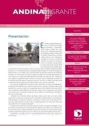 Una nueva migración económica - Flacso Andes