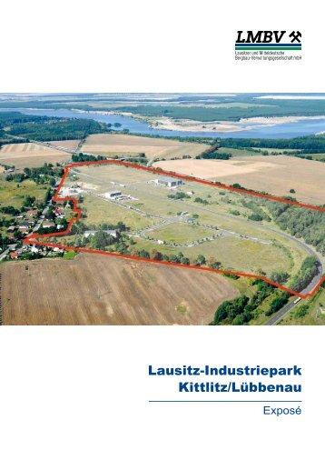 Lausitz-Industriepark Kittlitz/Lübbenau - Mitteldeutsche Industrieparks