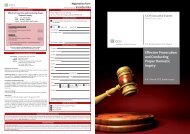 Effective Prosecution and Conducting Proper Domestic Inquiry