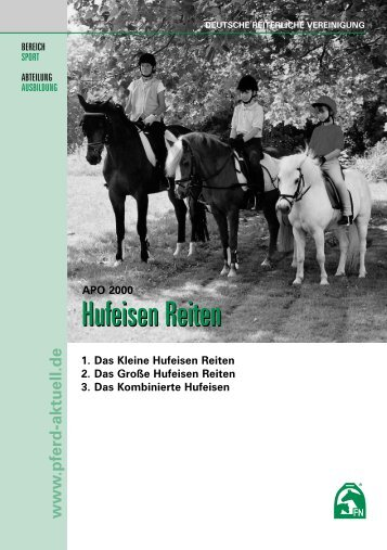 Hufeisen Reiten - neuwaldeck.de