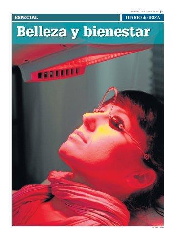 Belleza y bienestar - Diario de Ibiza