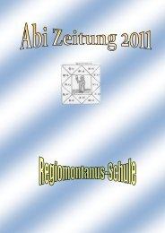 Abi-Zeitung 2011