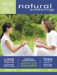 sOULmATE - Natural Awakenings Publisher's Site