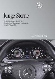 Junge Sterne - Mercedes-Benz Niederlassung Braunschweig
