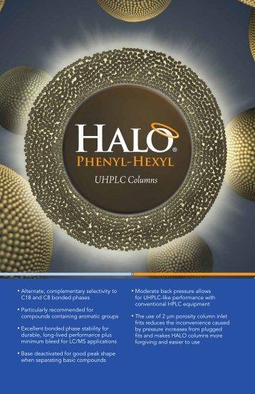 Phenyl-Hexyl - Teknolab AS