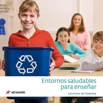 servicios de limpieza - Aramark