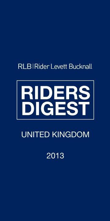 Download... - Rider Levett Bucknall