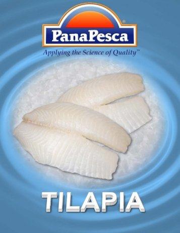 Tilapia, Skinless, Boneless, IQF, natural, Farm Raised ... - PanaPesca
