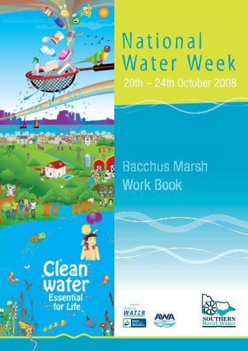 Activity 3 - Southern Rural Water