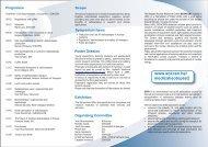 2008021 Folder Symp Med Iso.cdr - ENEN Association