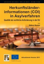 Deutsch - International Association of Refugee Law judges