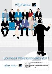 Journées Professionnelles 2011 - Eurospapoolnews.com