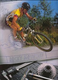Rocky Mountain 1993 - GoatSurfer Retro MTB