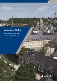 Aberdeen Global - Hozam Plaza