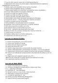 Tematica licenţă ECTS 2013 - Universitatea George Bacovia - Page 3