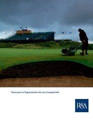 Guía para la Organización de una Competición - Real Federación ...