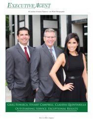 Park Place Escrow - Executive Agent Magazine
