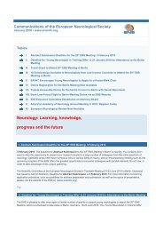 Neurology: Learning, knowledge, progress and the future
