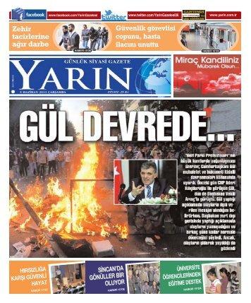 Ankara 5 Haziran 2013