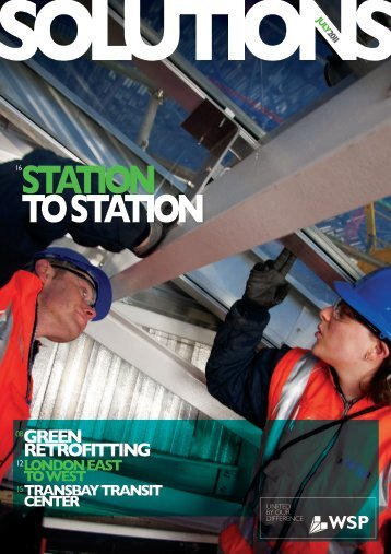 STATION TO STATION - WSP Group