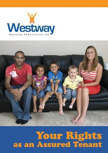 Your Rights as a Tenant - Westway Housing Association