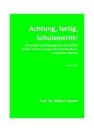 Briefing Paper 2 - schulezeiningen.ch