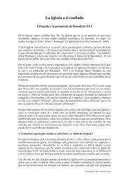 Texto completo de la conferencia