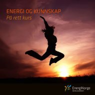 Last ned kurskatalogen i PDF her - Energi Norge