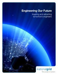 Engineering Our Future - National Grid
