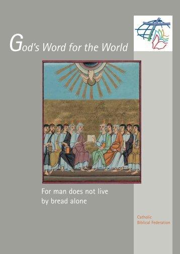 English - Catholic Biblical Federation