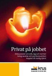 Privatpajobbet_Antologi_mars_2012