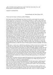 Brief Ludwig Ritters aus Amerika - Demokratiegeschichte