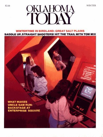 Oklahoma Today Winter 1983-1984 Volume 34 ... - Digital Collections