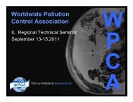 Ammonia Systems Configurations, Site Planning, and ... - Wpca.info