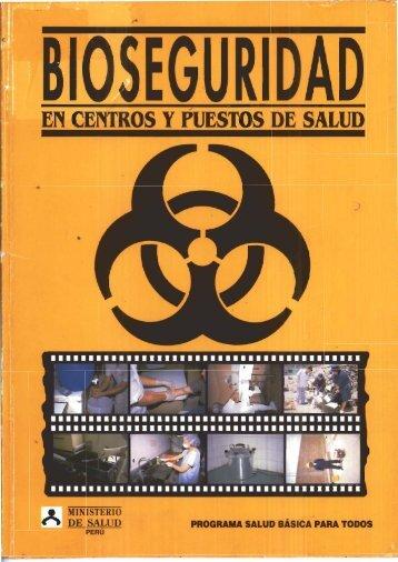 BIOSEGURIDAD - Bvs.minsa.gob.pe - Ministerio de Salud