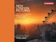 New London Pictures - Chandos