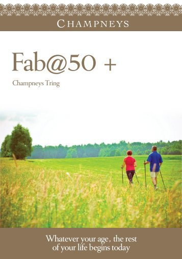 Champneys Fab at 50 Break