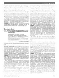 Coordination Street - BMJ Quality and Safety