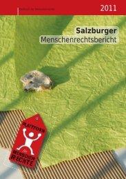 Salzburger Menschenrechtsbericht - Stadt Salzburg